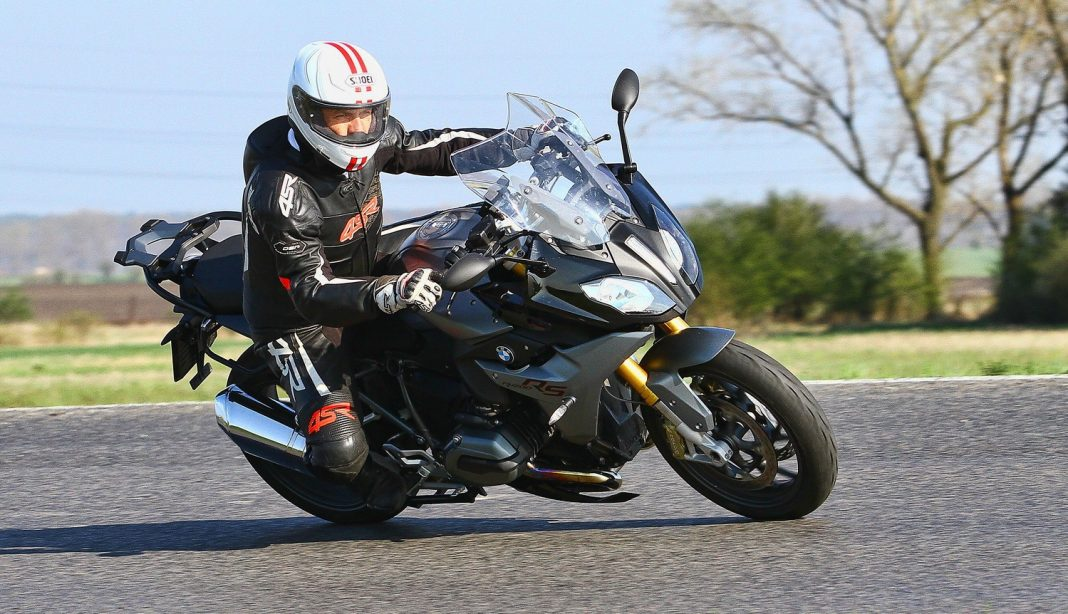 MH test: nepolapitelné BMW R 1200 RS