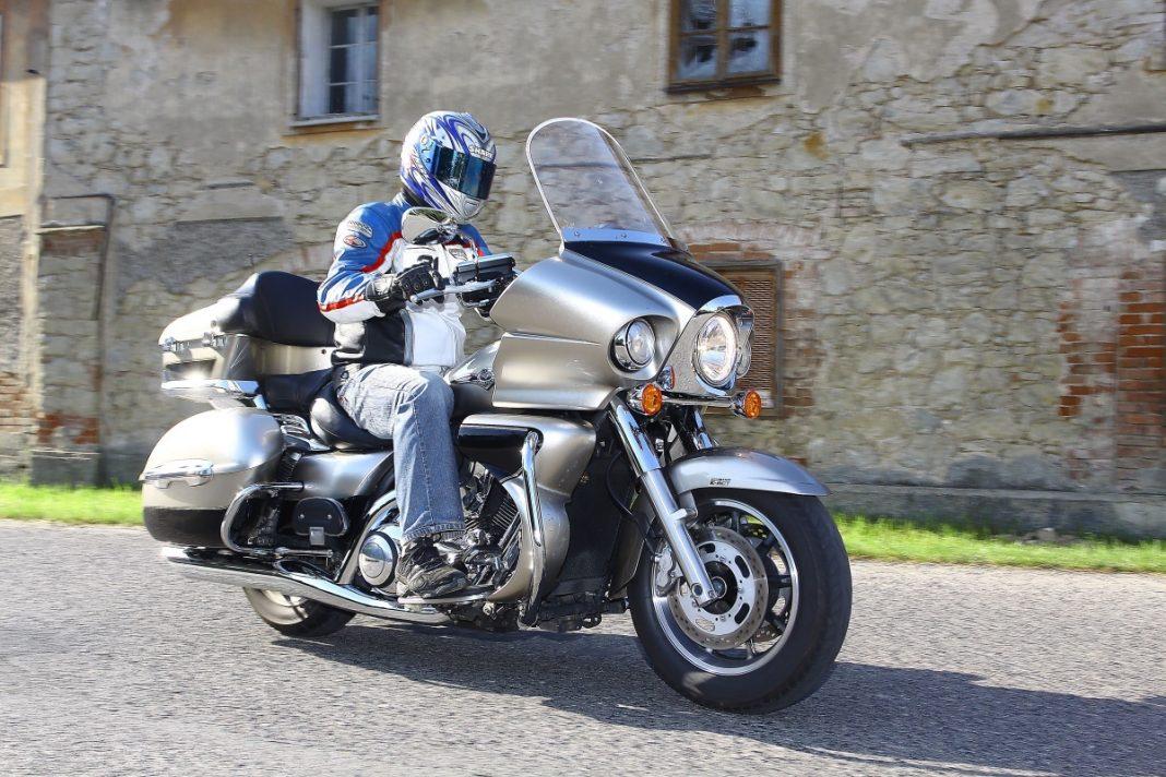 Test: Kawasaki VN1700 Voyager