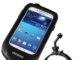 Interphone nabízí pouzdro na řídítka pro Samsung Galaxy S4