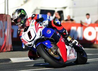 Fantastické šestnácté vítězství na TT pro Johna McGuinnesse!