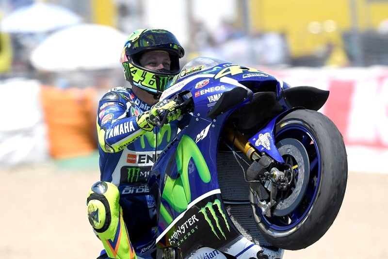 VIDEO: Valentino Rossi - The Doctor