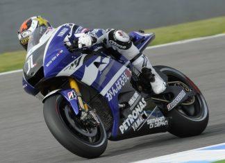 Jerez GP: Rossi zaříznul Stonera. Oba naši na skvělém 7. místě!