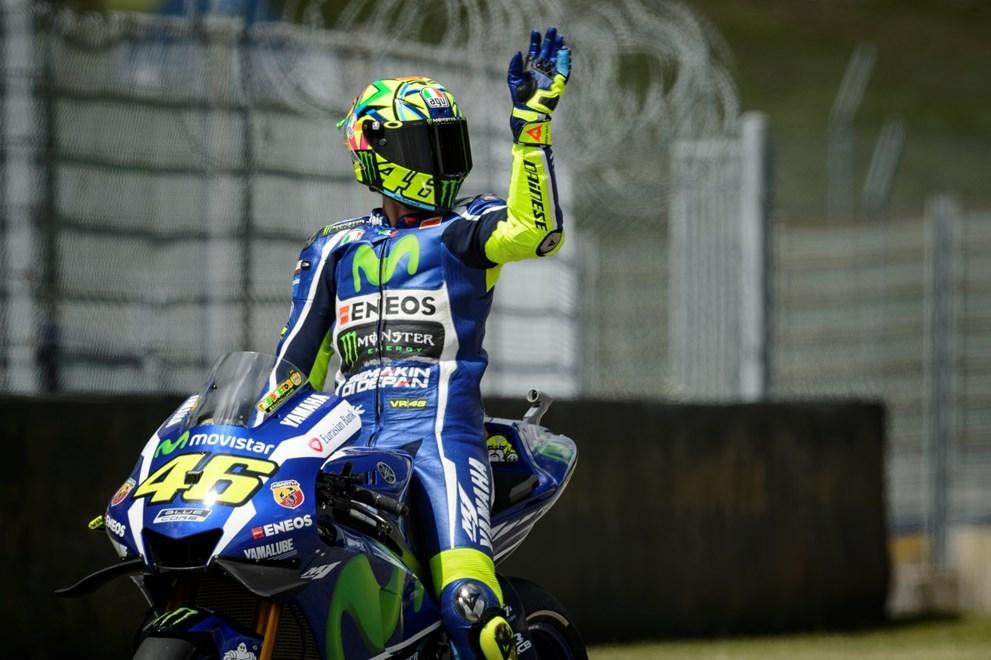 Valentino Rossi o sezoně 2016: Největší chybou bylo Mugello