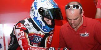 Video: Přípravy Ducati 1199 Alstare WSBK 2013