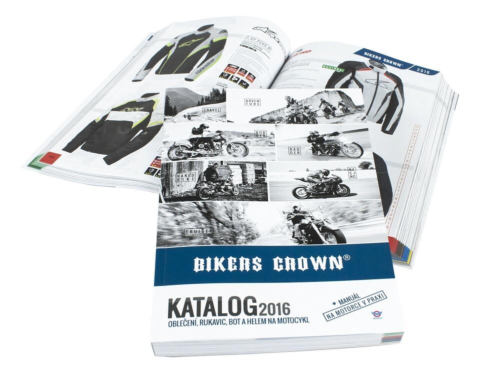 Katalog Bikers Crown 2016 v prodeji!