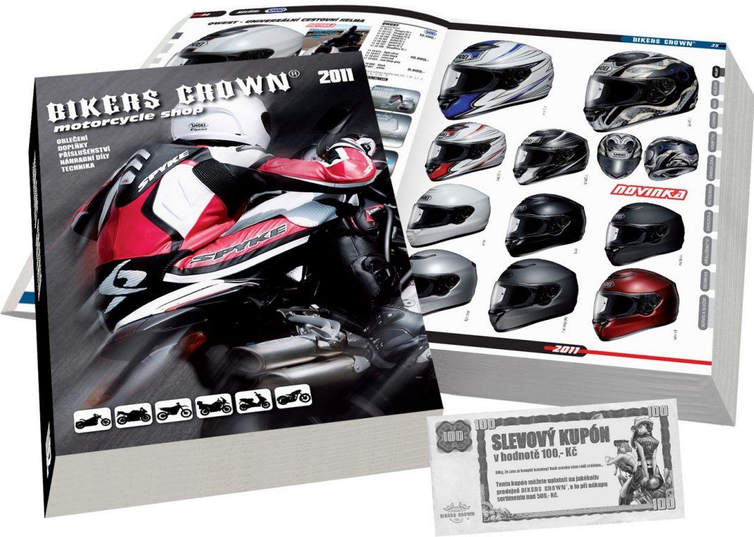 Bikers Crown má nový katalog
