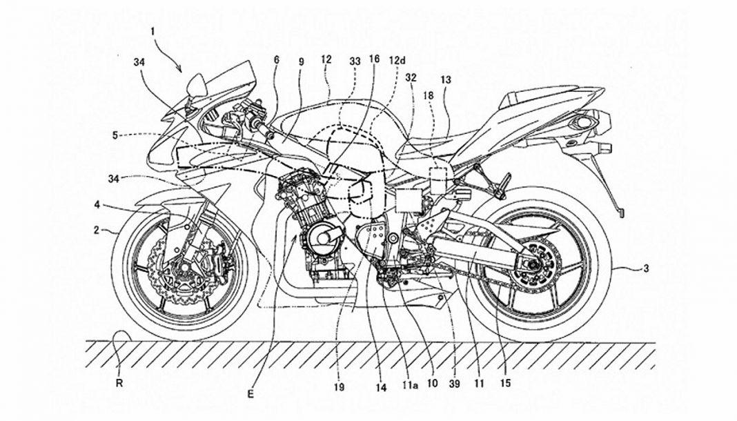U Kawasaki se chystá další přeplňovaný motor