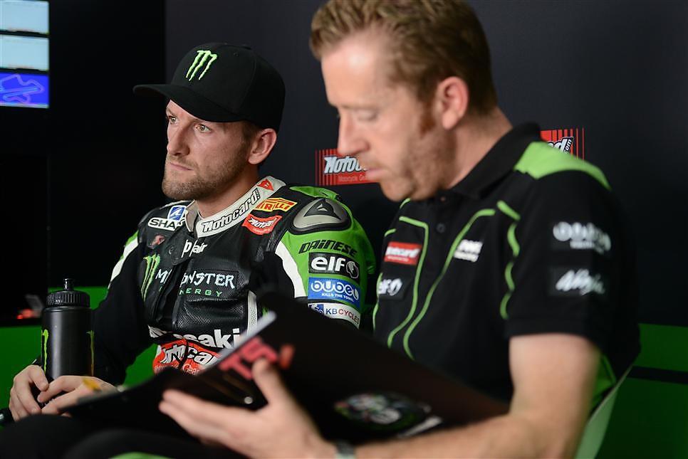 Tom Sykes – chtěl bych si vyzkoušet MotoGP