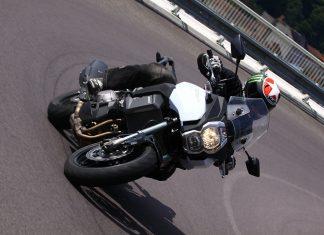 Motorky na dovolenou: KAWASAKI VERSYS 1000