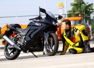 TEST: Kawasaki Ninja 250R