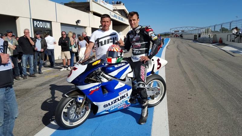 MotoGP: Zarco testoval Suzuki v Japonsku
