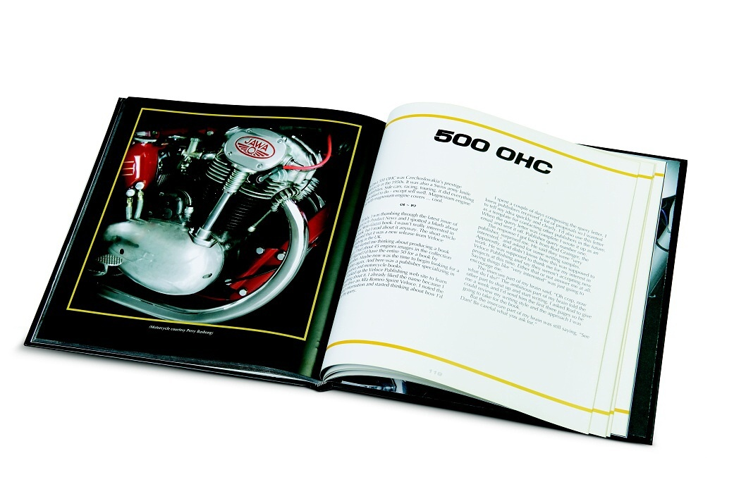 Kniha: The fine Art of the Motorcycle Engine