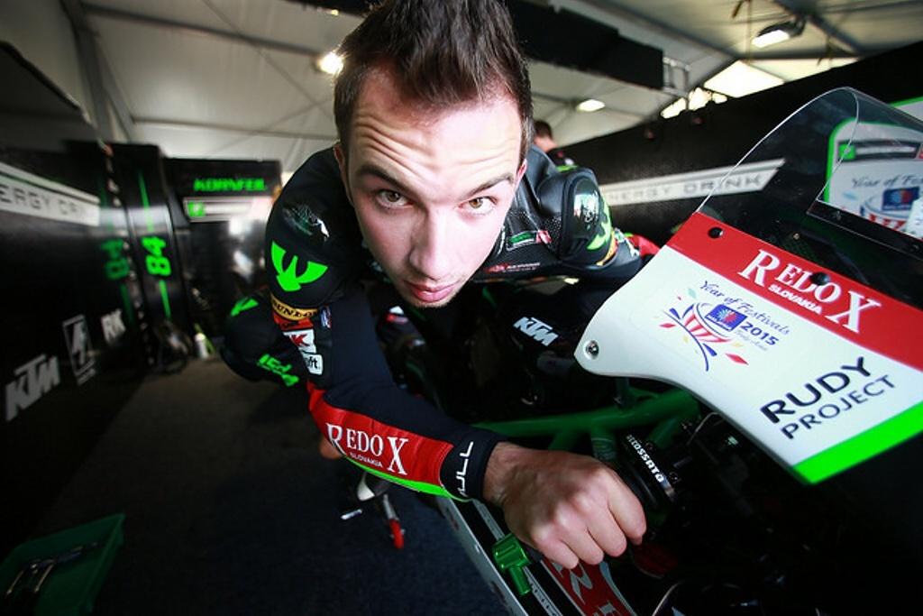 Moto3: Kuba Kornfeil na svělé deváté pozici