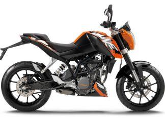 KTM připravuje Duke 250/300