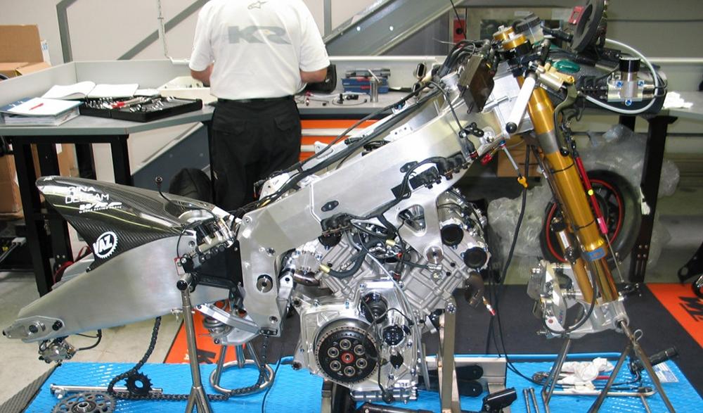 KTM chystá svůj MotoGP bike i pro zákazníky