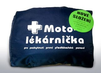 Povinná výbava motocyklu v roce 2011
