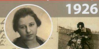 """Nepřehlédněte: """"Lída Horská: Deník motocyklistky 1926"""""""