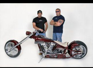 Americký Chopper další televizní lákadlo pro motorkáře