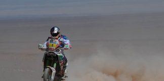 Na Dakaru řádilo BMW