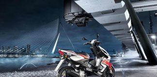 Motosalon 2012: Hrajte na výstavě o skútr YAMAHA