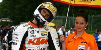 Matěj Smrž vyhrál Superbiky na nejtěžší trati německého mistráku!