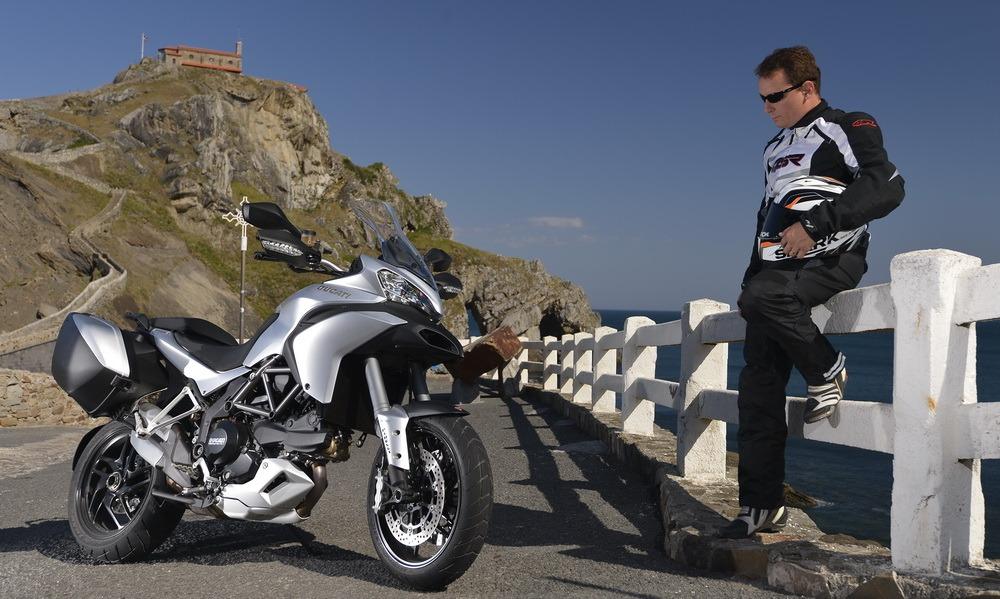 První jízda - 2013 Ducati Multistrada 1200S