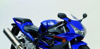 Ojetina: Honda Fireblade 2002 - 2003