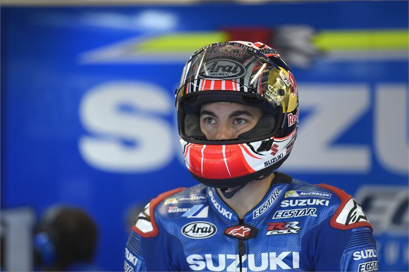 MotoGP Silverstone 2016: vše pro Suzuki a Mavericka Viñalese