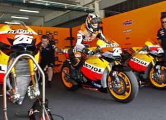Katar testy MotoGP – den první pro Daniho Pedrosu