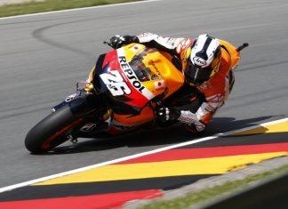 GP Německa na Sachsenringu