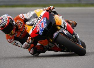 Páteční kvalifikace MotoGP pro Stonera. Kuba Kornfeil ve 125GP dvanáctý!  Abajovi se nedaří...
