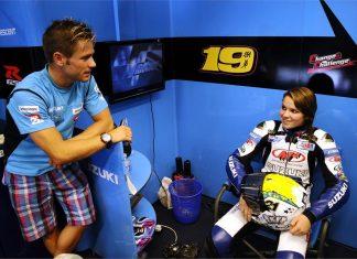 První holka na MotoGP – jela rychle