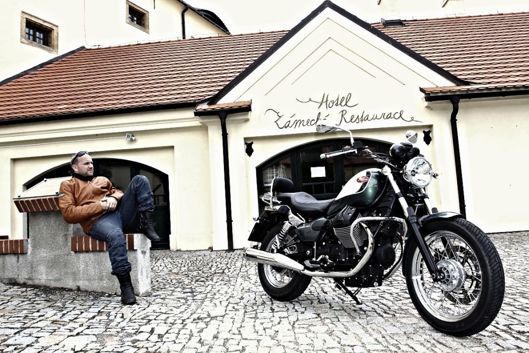 MH TEST: Moto Guzzi Nevada 750