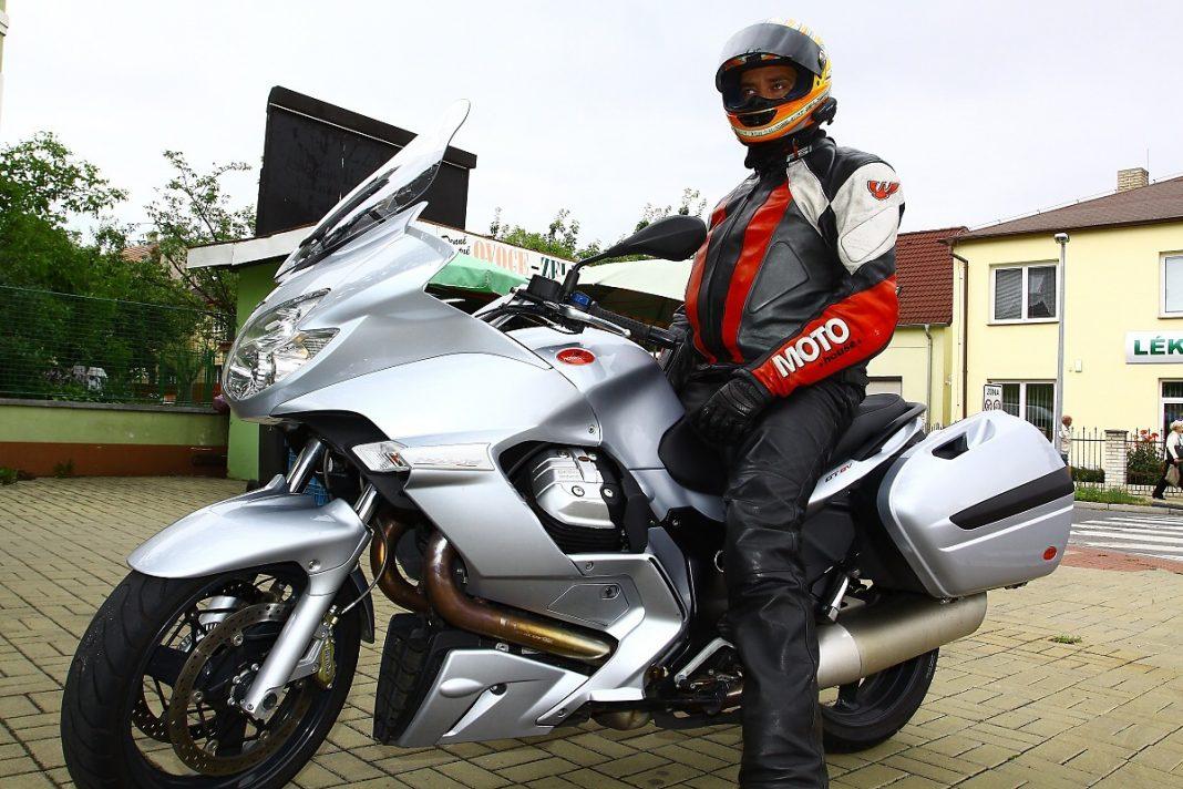 MH Test: Moto Guzzi Norge GT 8V