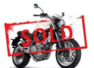 Moto Morini prodáno za €1