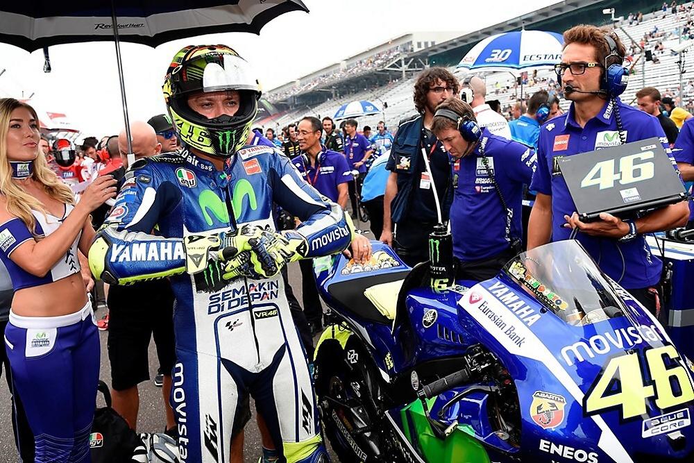 MotoGP: Rossi a Lorenzo před Misanem