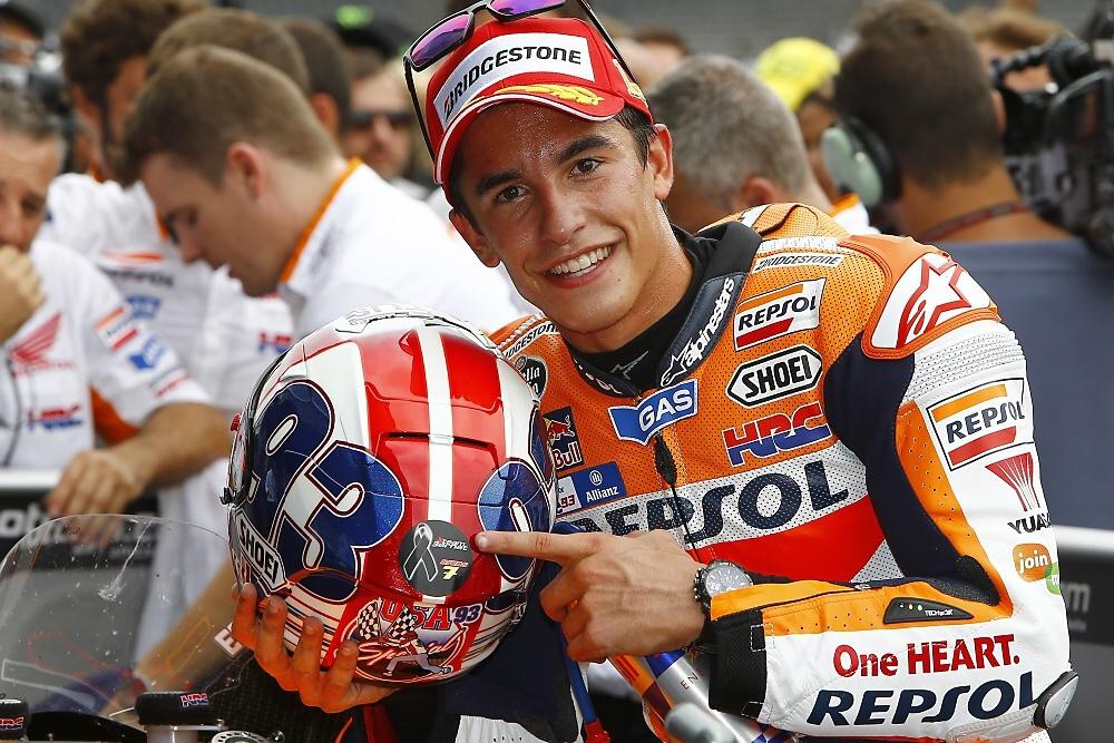 Smůla dokonána: Marc Marquez si zlomil ruku