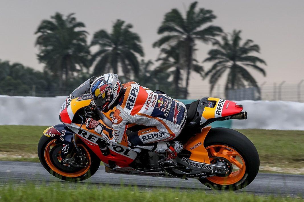 MotoGP test Sepang: druhý den pro Hondu