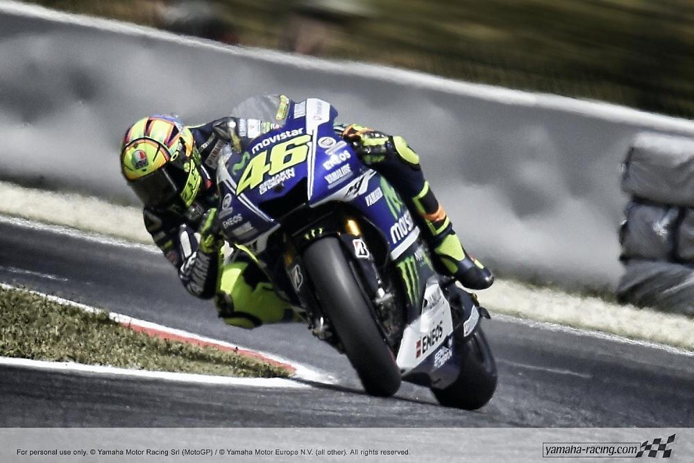 Valentino Rossi: Výsledky mi daly sakra motivaci do 2015
