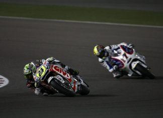 MotoGP v Kataru - fotogalerie + video