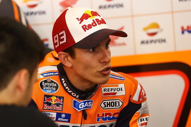 MotoGP: Marquez u Hondy až do 2018
