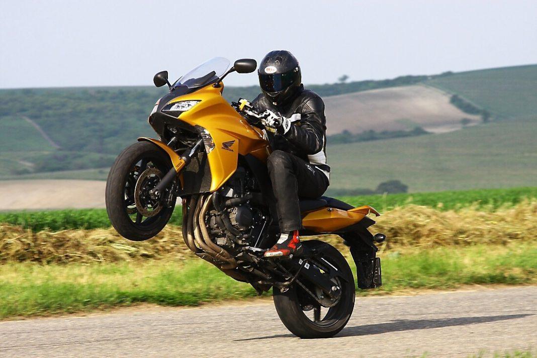 Jízdní test: Honda CBF1000  MY2010
