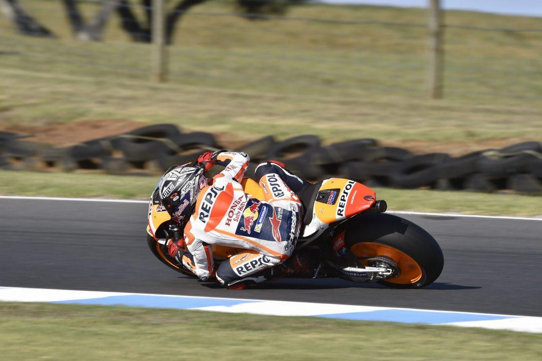 MotoGP test Phillip Island – pátek - dnes nejrychlejší Marc Marquez