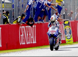 MotoGP review 2010