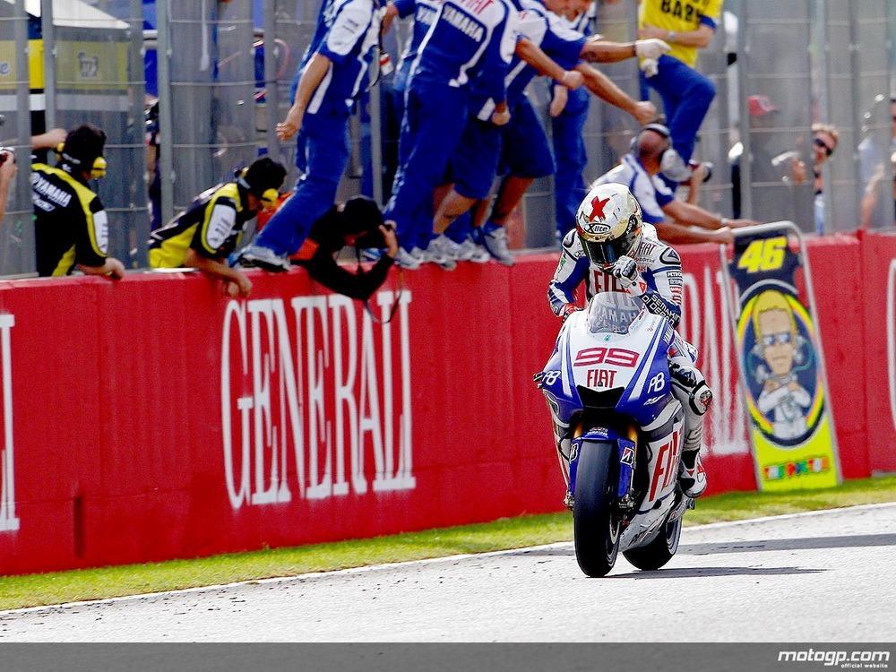 MotoGP review 2010