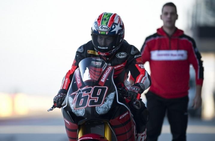 WSBK: Nicky Hayden a Michael vd Mark po testu v Aragonu