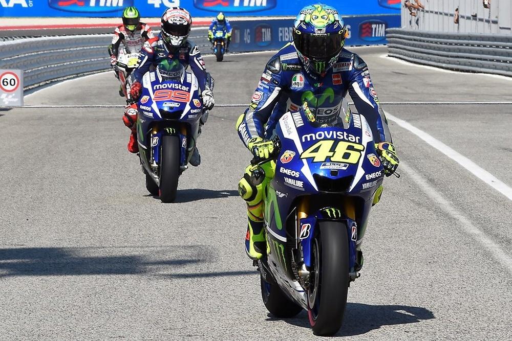 MotoGP: V Motegi další souboj Rossi vers. Lorenzo