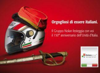Přilby Nolan: italská hrdost
