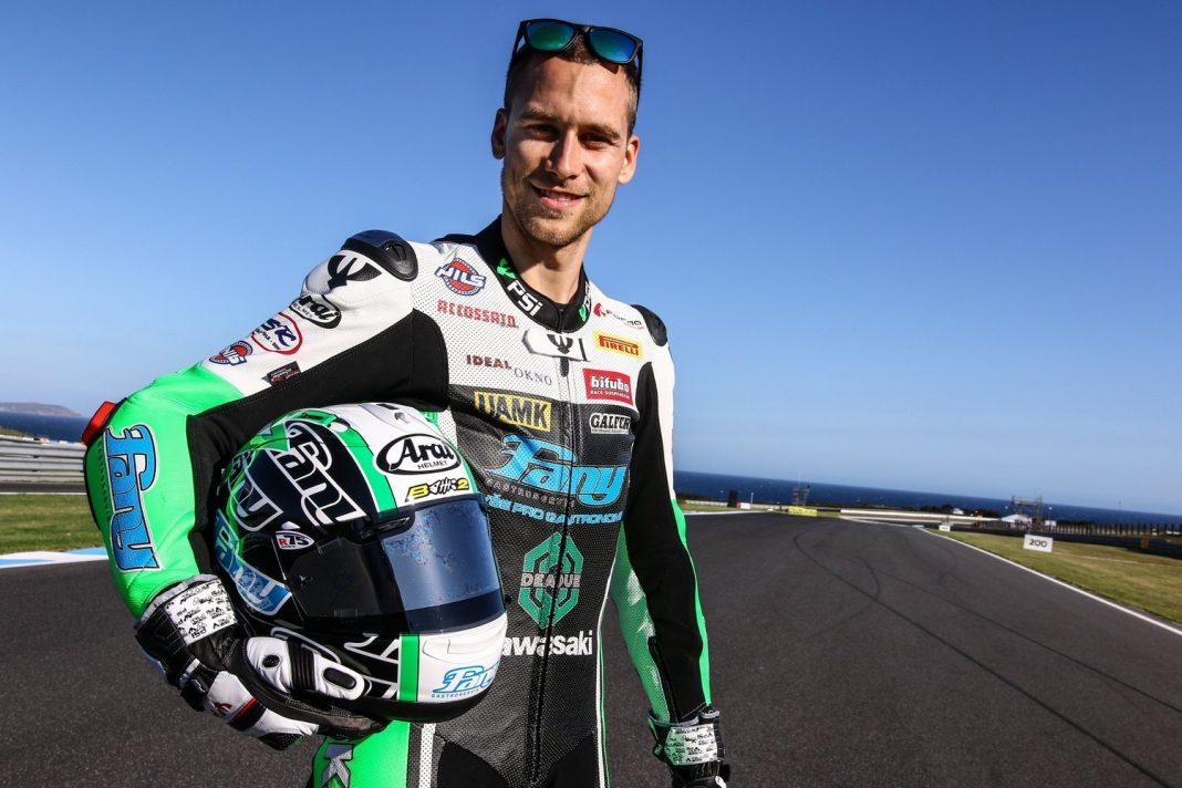Nejoblíbenějším motocyklovým závodníkem roku 2016 se stal opět Ondřej Ježek!