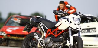 Test z archivu: Ducati Hypermotard